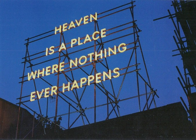 HEAVENISAPLACE